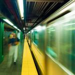 Subway in New York