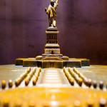 Modell der Freiheitsstatue