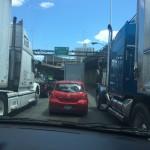 Road Trip - Gefangen zwischen Trucks