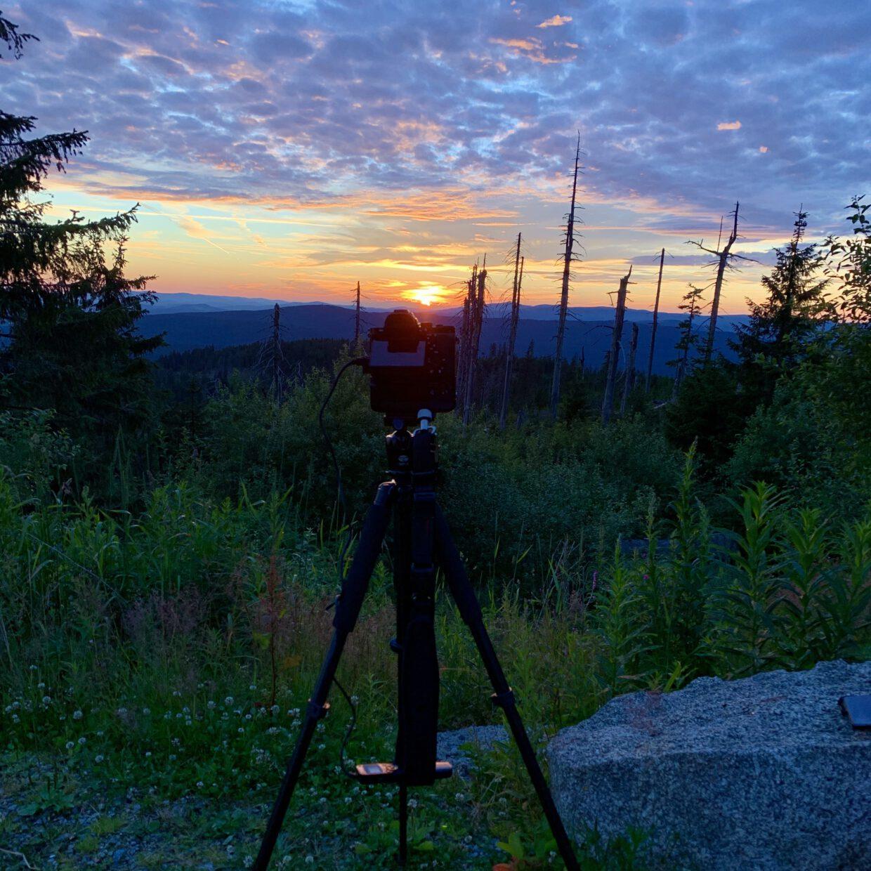 Der Himmel im August 2020 wird auch wieder zu etlichen neuen Aufnahmen führen.